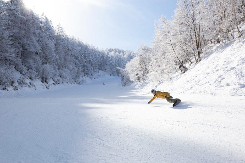 スキー場営業終了