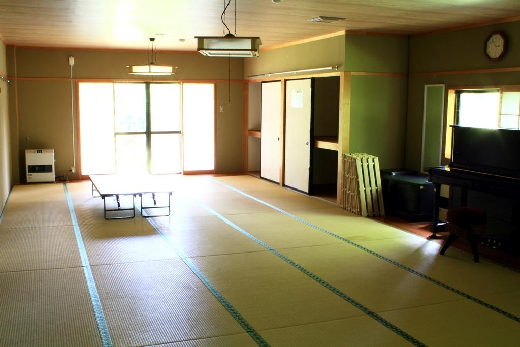 セミナーハウス 和室30畳