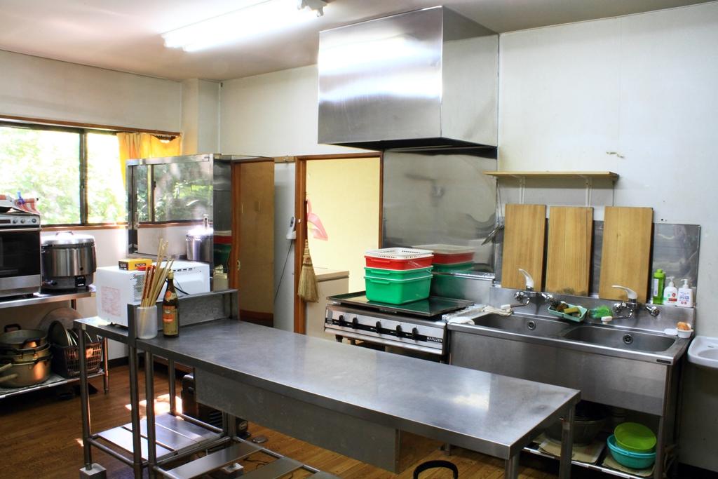 セミナーハウスキッチン