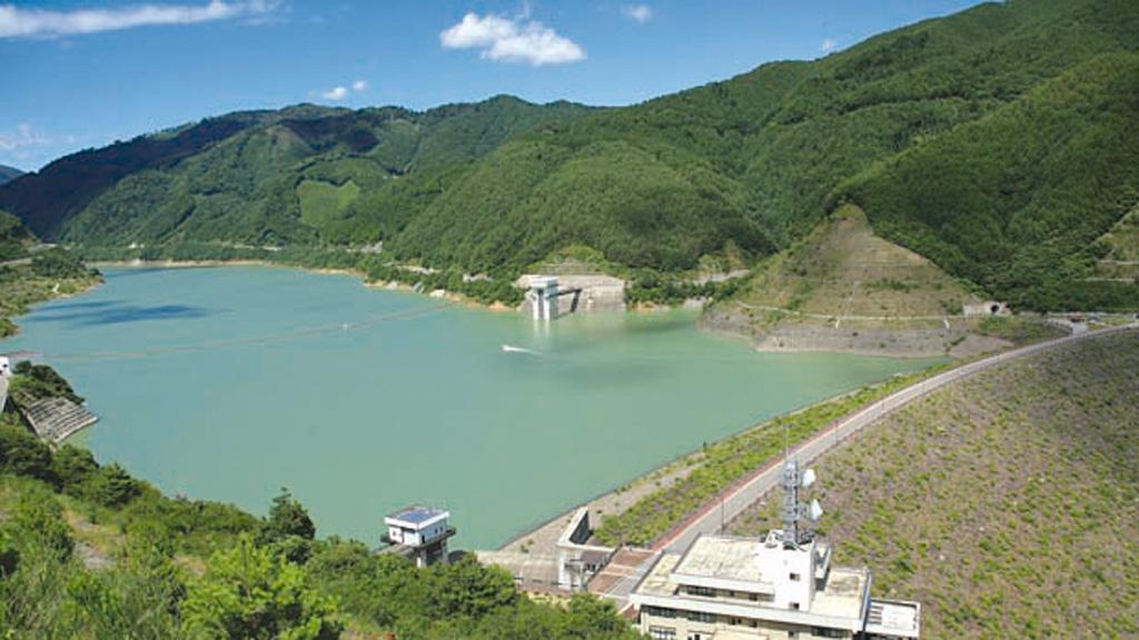 奥木曽湖(周辺ガイド)
